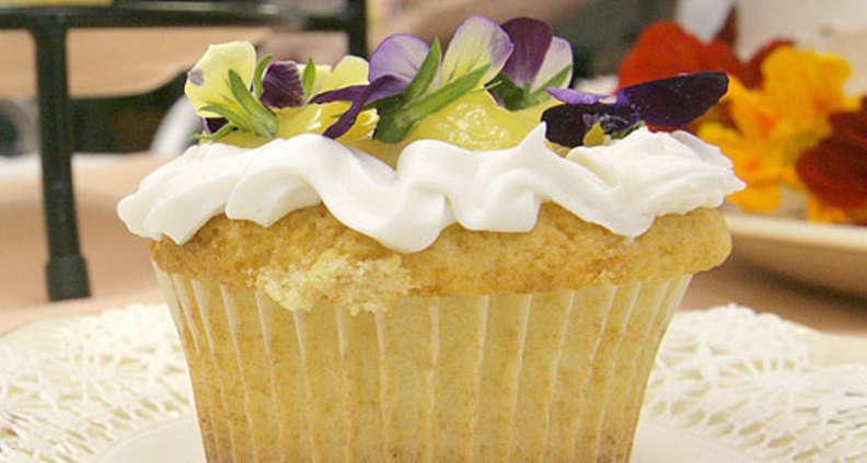 Recipes Lemon Layer Cake: Lemon Curd Layer Cake