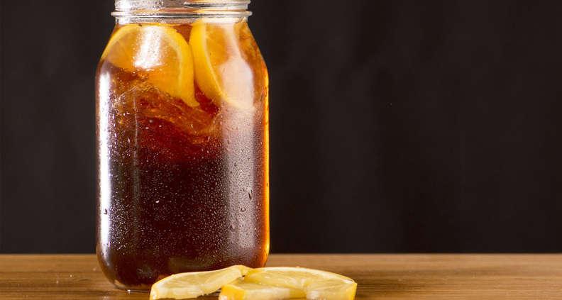 Southern Lemonade Tea