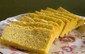 Corn Light Bread