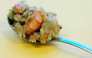 Shrimp and Oyster Stuffing
