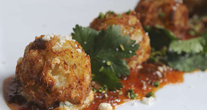 Sonoma Jack Cheese Fritters