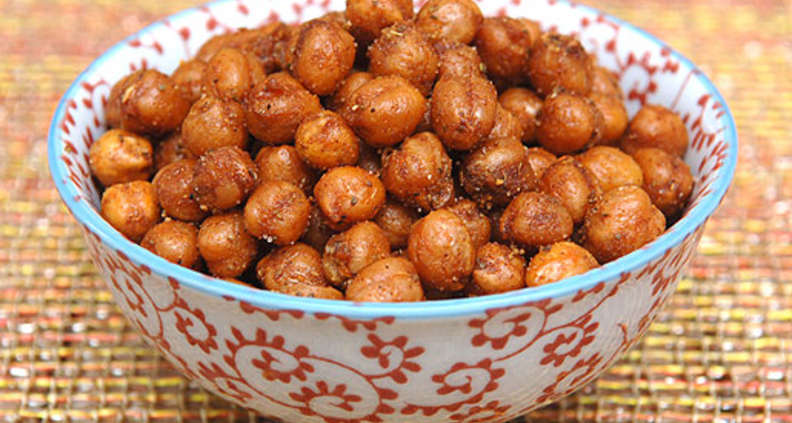 Old Bay Chickpeas