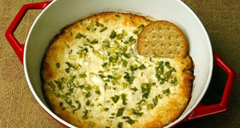 Onion Souffle Dip