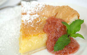 Buttermilk Chess Pie