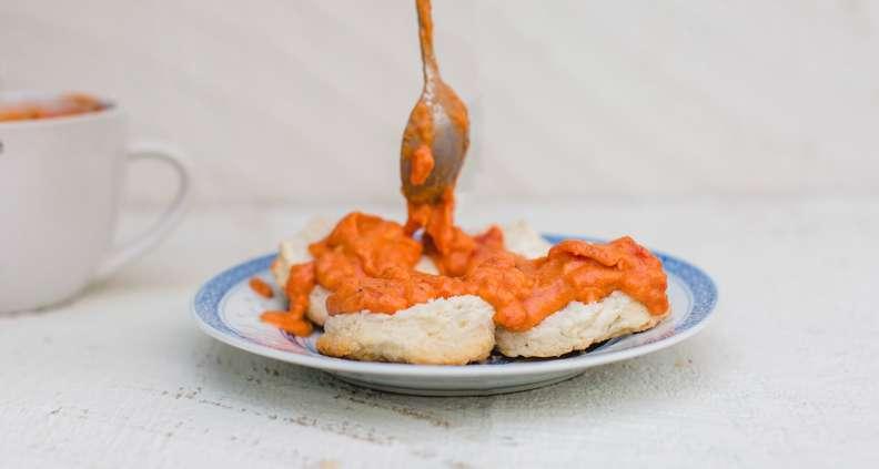 Creamy Tomato Gravy