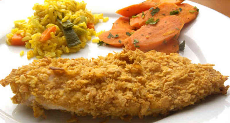 "Southern ""Fried"" Chicken"