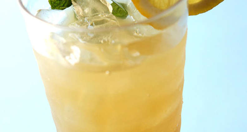 Southern Sweet Tea Punch