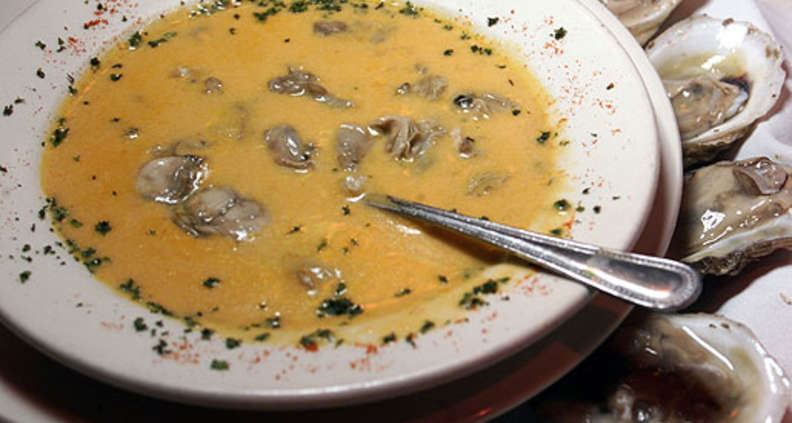 Spicy Oyster Stew