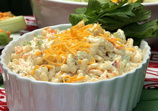 Chilled Macaroni Salad