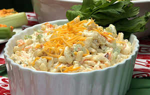 Chilled Macaroni Salad