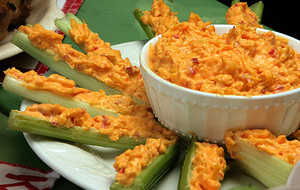 """Pimento Cheese With """"Woo Woo Sauce"""""""