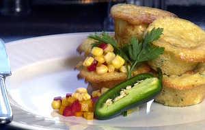 Yellow Corn Muffins