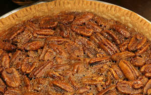 We-Can't-Have-Thanksgiving- Without-This Pecan Pie