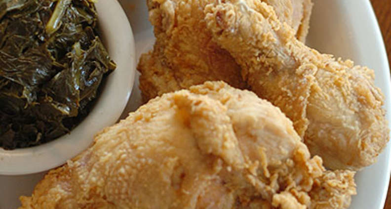 Fried Chicken - from Mary Mac's Tea Room