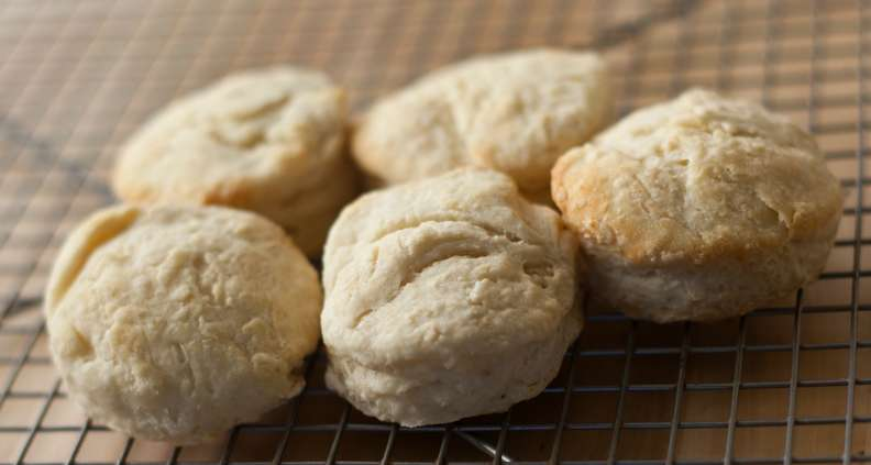Make-Ahead Easy Cream Biscuit Mix