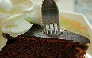 Chocolate Dream Pudding Cake