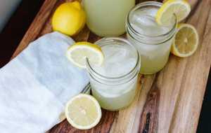 Country Thyme Lemonade