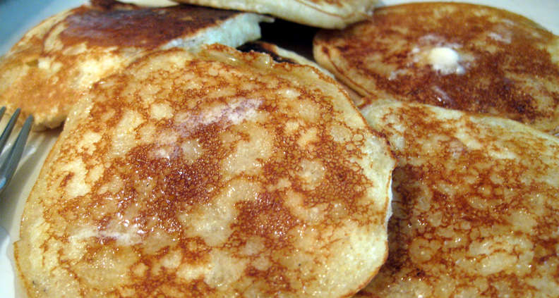 Corn Johnnycakes