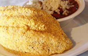 Crispy Fried Catfish