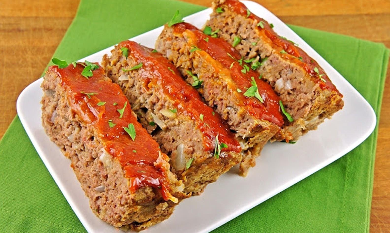 Mom S Meatloaf Southern Kitchen