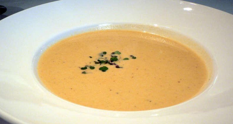 Charleston She Crab Soup
