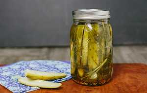Sour Dill Pickles
