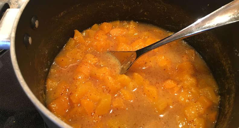 Apricot Mostarda