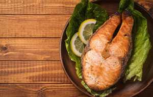 Baked Fresh Trout