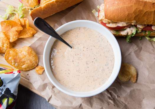 Quick Remoulade Sauce