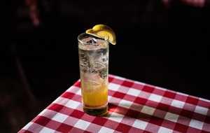 Bushel and Barrel Cocktail
