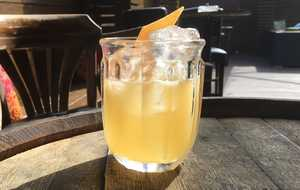 Modest Means Cocktail