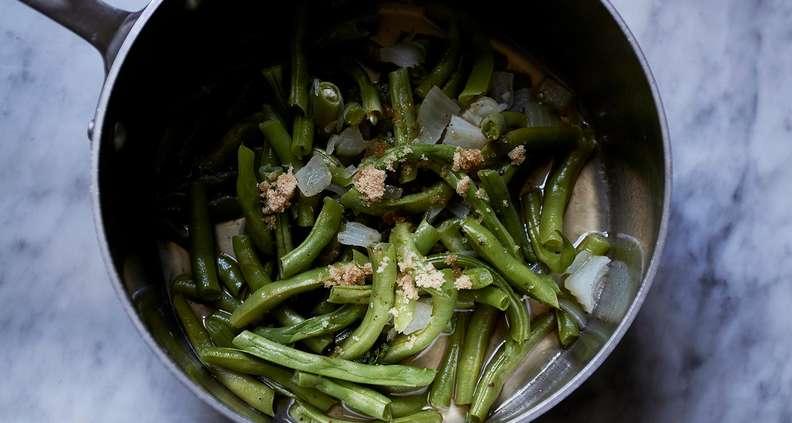 Bebe's Green Beans