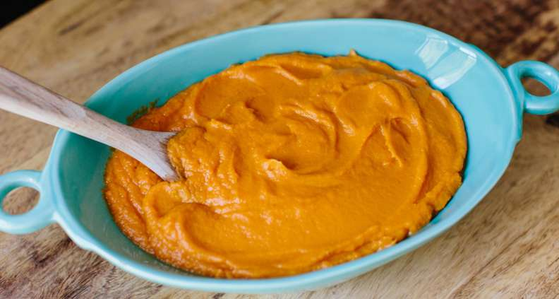Whipped Brown Butter Sweet Potatoes