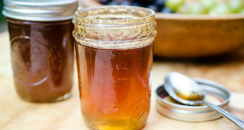 Virginia Willis' Scuppernong Jelly
