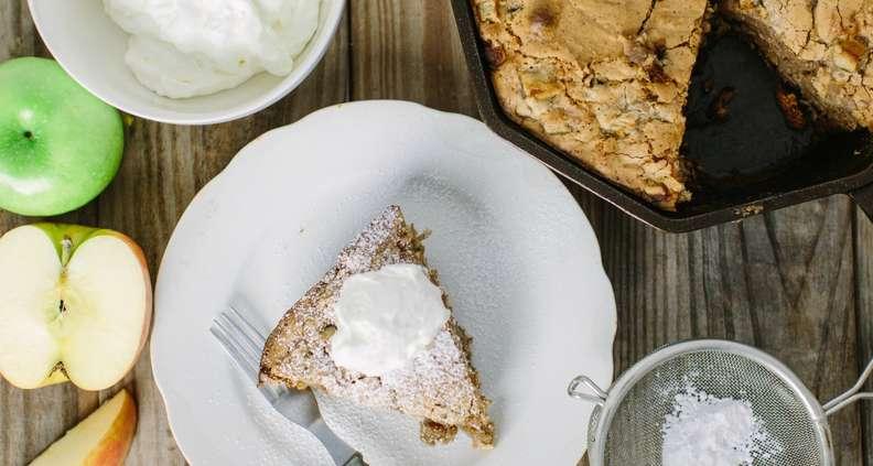 Huguenot Torte