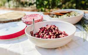 Pickled Cranberry Relish