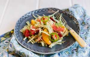 Citrus and Fennel Salad