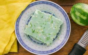Lime Jell-O Emerald Salad