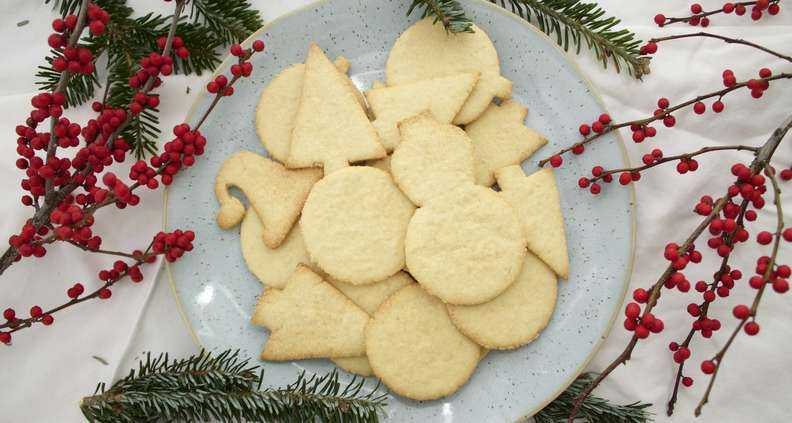 Foolproof Old-Fashioned Sugar Cookies