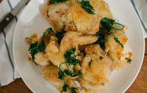 Rufus Estes' Fried Chicken
