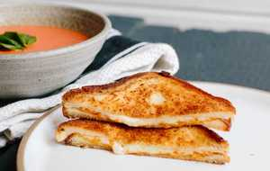 Southern Kitchen's Perfect Grilled Cheese