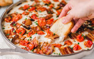 Hot Brown Dip
