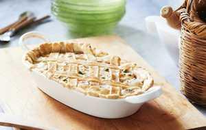Anne Byrn's Chicken Pot Pie