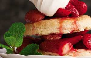 Anne Byrn's Strawberry Shortcake