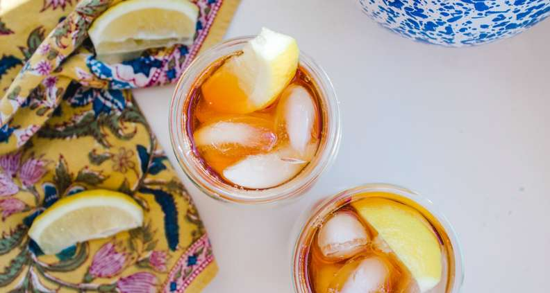 Classic Southern Sweet Tea Southern Kitchen