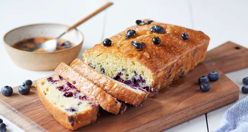 Alma Blueberry Bread