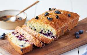 Alma Blueberry Bread