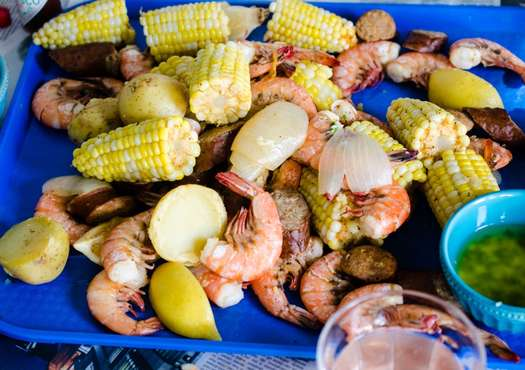 stovetop low country boil