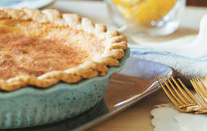 Lemon Chess Pie from 'Southern Baked'