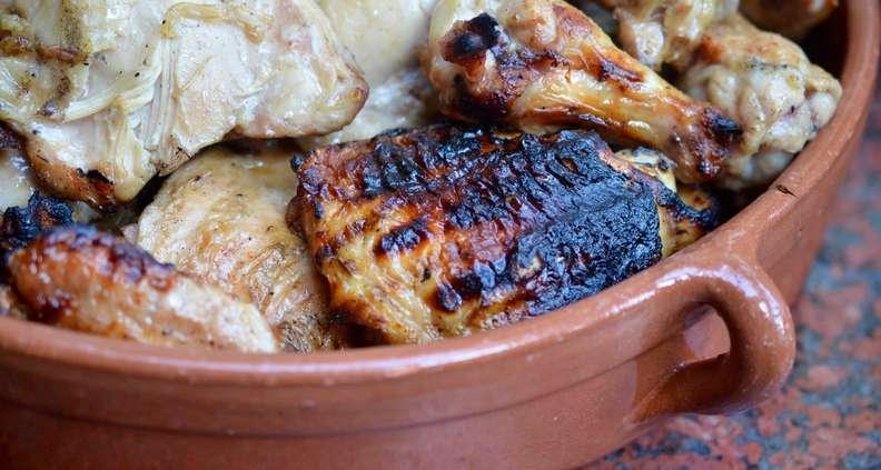 Apple Cider Grilled Chicken